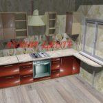 Кухня Алексей и мария