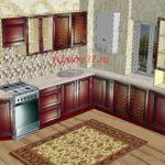 Кухня Изумруд
