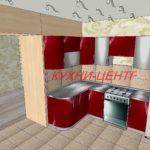 Кухня Московский М-он