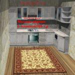 кухня массив плитка пейчворг