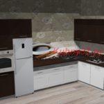кухня техно